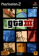 Jaquette Grand Theft Auto III