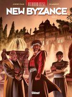Couverture Résistances - Uchronie(s) : New Byzance, tome 2