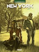 Couverture Résonances - Uchronie(s) : New York, tome 2
