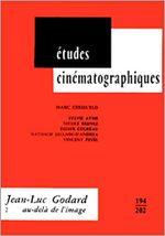 Couverture Jean-Luc Godard, tome 2