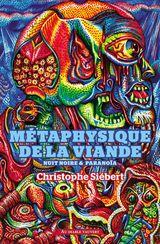 Couverture Métaphysique de la viande