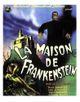 Affiche La Maison de Frankenstein