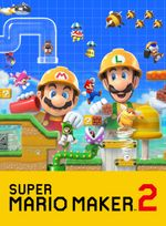 Jaquette Super Mario Maker 2