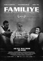 Affiche Familiye