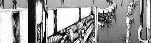 Cover Œuvres littéraires de référence du grand Tsutomu Nihei pour sa série BLAME!