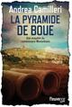 Couverture La Pyramide de boue