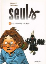 Couverture Les Cloueurs de nuit - Seuls, tome 11