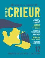 Couverture La revue du Crieur, volume 12