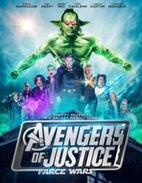 Affiche Avengers of Justice: Farce Wars