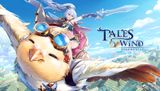 Jaquette Tales of Wind