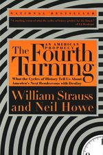 Couverture The Fourth Turning