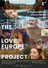 Affiche The Love Europe Project