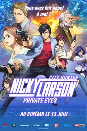 Affiche Nicky Larson : Private Eyes