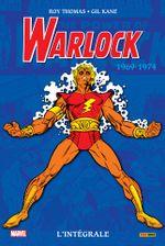 Couverture Adam Warlock - Intégrale 1969-1974