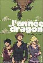 Couverture L'Année du dragon : Intégrale