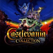 Jaquette Castlevania Anniversary Collection