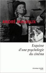 Couverture Esquisse d'une psychologie du cinéma