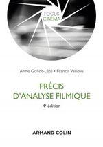 Couverture Précis d'analyse filmique