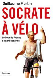 Couverture Socrate à vélo