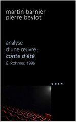 Couverture Analyse d'une œuvre : Conte d'été, Éric Rohmer, 1996