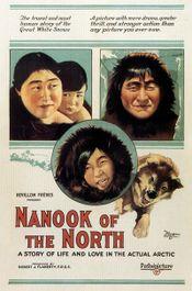 Affiche Nanouk l'Esquimau
