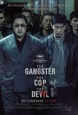 Affiche The Gangster, the Cop, the Devil