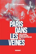 Couverture Paris dans les veines