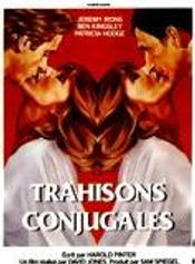 Affiche Trahison Conjugale