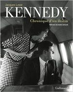 Couverture Kennedy: Chronique d'un destin