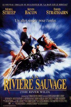 Affiche La Rivière sauvage