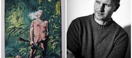"""Illustration François Miville-Deschênes ramène Zaroff à nos bons souvenirs et cauchemars : """"De l'aristocrate russe au chasseur bestial: il est un autre Jekyll et Hyde"""""""