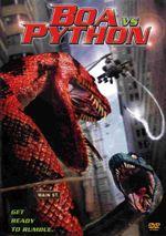 Affiche Boa vs. Python