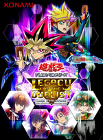 Jaquette Yu-Gi-Oh! Legacy of the Duelist : Link Evolution
