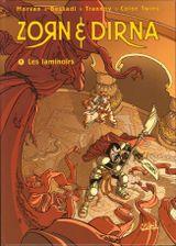 Couverture Les Laminoirs - Zorn & Dirna, tome 1