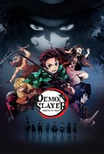 Affiche Demon Slayer