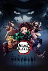 Affiche Demon Slayer : Kimetsu no Yaiba