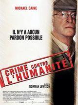 Affiche Crime contre l'humanité
