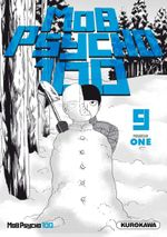 Couverture Mob Psycho 100, tome 9