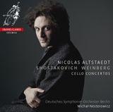 Pochette Cello Concertos