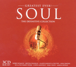 Pochette Greatest Ever! Soul: The Definitive Collection