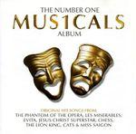 Pochette The Number One Musicals Album 2004