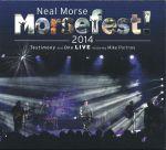 Pochette Morsefest! 2014: Testimony and One Live (Live)