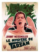 Affiche Le Mystère de Tarzan