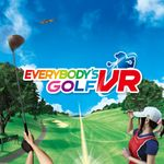 Jaquette Everybody's Golf VR
