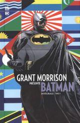 Couverture Grant Morrison présente Batman : Intégrale, tome 4