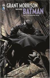 Couverture Le Dossier noir - Grant Morrison présente Batman, tome 4