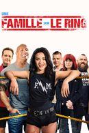 Affiche Une famille sur le ring