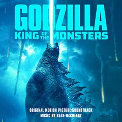Pochette Godzilla: King of the Monsters: Original Motion Picture Soundtrack (OST)