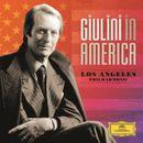 Pochette Giulini in America: Los Angeles Philharmonic