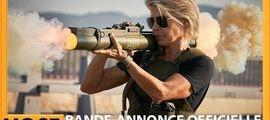 Vidéo Terminator Dark fate trailer: pleaaaaase killlllll meeeee